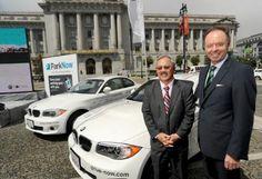 BMW Group Announces Launch of ParkNow Mobile Parking Service and Details DriveNow... -- SAN FRANCISCO, Aug. 20, 2012 /PRNewswire/ --