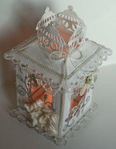 Paper lantern -my mom made this!