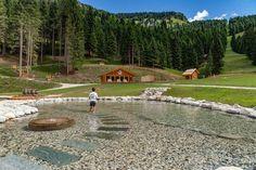 Per chi ama la montagna, questo uno splendido parco giochi dove i bimbi imparano giocando in un paesaggio incantevole. Scopriamo Ally Farm con bambini.