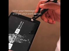 A dynamic meeting or presentation is more than just fancy transitions - success is getting your point across and keeping the audience focused. Your Message, Stylus, You Got This, Messages, Feelings, Phone, Telephone, Style, Its Ok