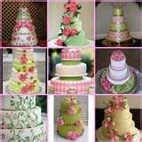 pink and green wedding ideas - Bing Images