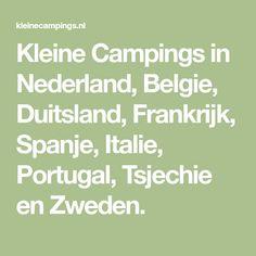 11 Beste Afbeeldingen Van Kleine Campings Spanje Camper Caravan