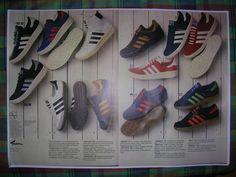 25 Best Vintage Adi Catalogue images | Vintage adidas