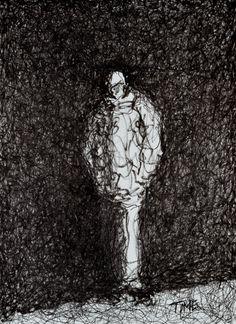 Autor: Antonio Ibarra Técnica: Tinta sobre papel Tamaño: 38 x 28 cm Año: 2008 Técnica: Tinta sobre papel