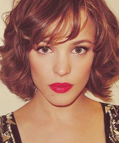 Rachel mc Adams... She is gorgeous. I would love her forever if she would love me :)