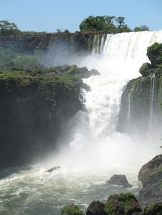 Power of Waterfall