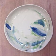 Plate/bowl. Eleanor Meredith
