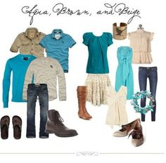 Best Clothing Colors For Family Portraits - Yahoo Image Search Results