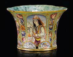 """""""Antiques Of The Qajar Dynasty Persia (Iran)"""" Ancient Persian, Ancient Art, Islamic World, Islamic Art, Qajar Dynasty, Teheran, Persian Motifs, Iranian Art, Art Auction"""