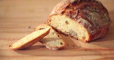 La recette du pain maison sans pétrissage et sans machine à pain - La Recette