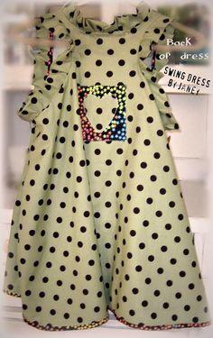 HALF PRICE SALE!! Swing dress by janeylaughs on Etsy, $23.00