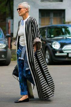 Get your street style inspiration from Tbilisi's Fall fashion week. Get your street style inspiration from Tbilisi's Fall fashion week. Daily Fashion, Fall Fashion Week, Look Fashion, Fashion Photo, Autumn Fashion, Feminine Fashion, Mode Abaya, Mode Hijab, Mode Outfits