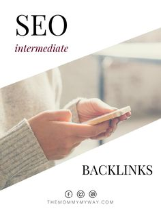 SEO intermediate level workbook on Backlinks - Downloadable / Printable Workbook This workbook is designed for intermediate level bloggers & website owners