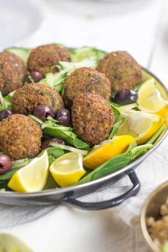Truly Authentic Falafel {Beard and Bonnet}