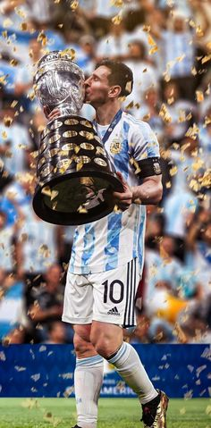 Messi Copa America wallpaper by hasnanlm - 568f - Free on ZEDGE™