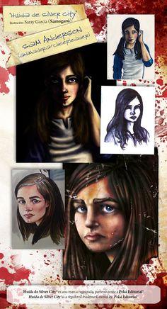Making of y versiones de Sam. #zombies
