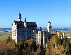 Castelo de Neuschwanstein na Alemanha: Todas as dicas para visitar