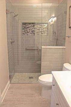 40 Modern Small Master Bathroom Renovation Ideas - Page 20 of 40 Bathroom Storage, Bathroom Interior, Modern Bathroom, Small Bathroom, Master Bathroom, Bathroom Ideas, Budget Bathroom, White Bathroom, Bathroom Mirrors