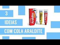 3 Ideias Com Cola Araldite - YouTube