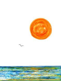 Sea Dean - Paint a Masterpiece Blog