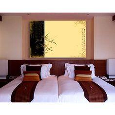 Japanese Bedroom.