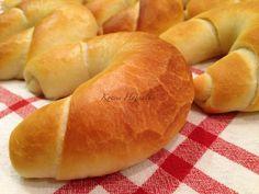 Pizza Recipes, Bread Recipes, Bread Rolls, Kefir, Hot Dog Buns, Bagel, Quiche, Food And Drink, Yummy Food