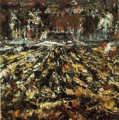 To the Unknown Painter, 1983 The Carnegie Museum of Art, Pittsburgh German artist Anselm Kiefer is a contemporary German artist who was born March 1945 shortly before the end of World War II. Anselm Kiefer, Carnegie Museum Of Art, Art Museum, Nocturne, Contemporary Artists, Modern Art, Art Pictures, Photos, Art Pics