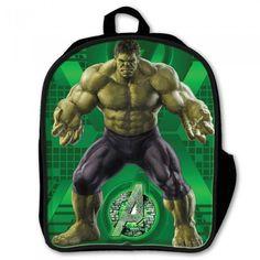 LiveZippy 12010349 Avengers: Age Of Ultron Hulk Backpack