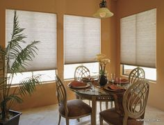 Honeycomb blinds are the ultimate in style and insulation for your Adelaide home. Call Rainsfords on 8338 1414 to see our full range of colours and styles! Home Improvement, Honeycomb, New Homes, Home Decor, Roman Shade Curtain, Honeycomb Blinds, Blinds, Window Treatments, Vertical Blinds