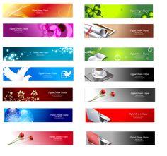 Cool Banner Design Create a good web banner