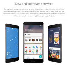 OnePlus 3T A3010 Dual SIM Phone w/ 6GB RAM 64GB ROM - Golden - Free Shipping - DealExtreme