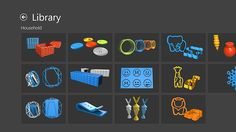 5   Microsoft's First 3-D Printing App Is Made For The Average Joe   Co.Design   business + design