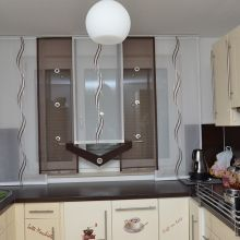 Die 10 besten Bilder von Vorhänge Küche | Kitchen dining, Kitchens ...