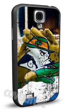 Notre Dame Fighting Irish Cell Phone Hard Protection Case for Samsung Galaxy S5, Samsung Galaxy S4 or Samsung Galaxy S4 Mini