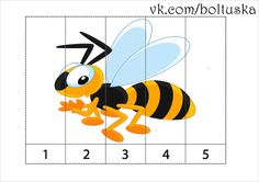 Letter B Activities, Insect Activities, Montessori Activities, Insects For Kids, Bugs And Insects, Preschool Bug Theme, Preschool Crafts, Insect Crafts, Bee Crafts