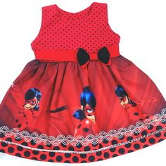 d8c41dbeb 14 imágenes estupendas de vestido ladybug