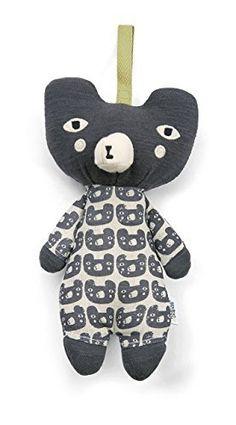 Mamas and Papas Donna Wilson Baby Bear Travel Toy by Mama...