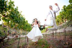 Se marier dans un vignoble