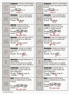 En classe avec Montessori: Un guide de relecture pour les dictées Cycle 3, Guide, Bullet Journal, School Stuff, Family Tree Free, Science Education, Family History, Dyslexia, Classroom Management