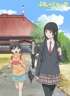 Flying Witch Petit | 720p 5MB | MKV  #FlyingWitchPetit  #Soulreaperzone  #Anime