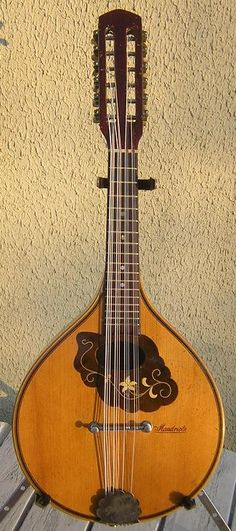 The mandriola has courses of three strings instead of courses of two like a mandolin has.