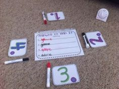 Minute to Win it Spelling Game (Free PDF!) from Coconut Cutie's Classroom