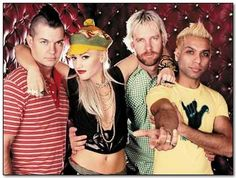 No Doubt lança single de seu novo álbum de estúdio