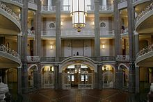 Landgericht Berlin – Littenstrasse-Einganghalle-Haupteingang