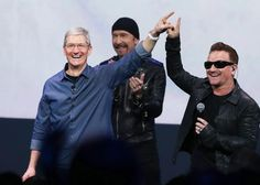 U2 and Apple will force fans to buy more music