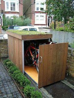 guarda bicicleta
