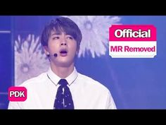 [MR Removed] BTS (방탄소년단) - I Need You (No pre-recorded vocal)