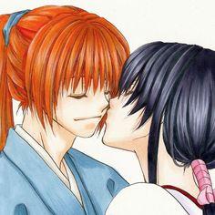 Kenshin x tomoe