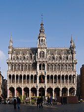 Grand Place (Bruselas) -Casa del Rey o Broodhuis