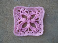 Ravelry: Project Gallery for Square 80 pattern by Jean Leinhauser